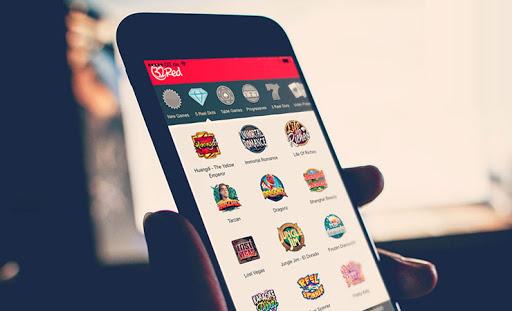 32Red Mobile Casino App
