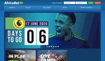 Africabet.com ▷ Observe Africa Bet News | AfricaBet - online ...