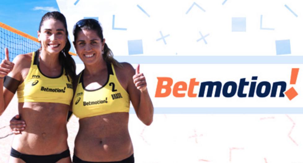 Betmotion backs Brazil's 'Dream Duo' of Solberg & Elisa