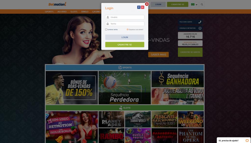 Betmotion - Betmotion apostas Esportivas Online no Brasil