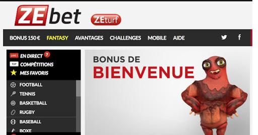 Bonus Zebet pour les paris sportifs, comment fonctionne-t-il ?