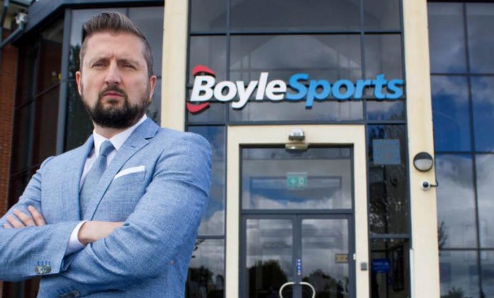 Boylesports enters UK retail scene with Midlands acquisition