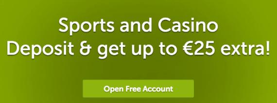 ComeOn Voucher Code 2020 - Casino Bonus 100%, Free Bet + Free Spins