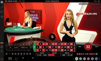 Ladbrokes Live Casino Review | Livedealer.org