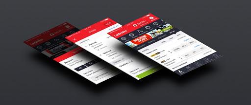Ladbrokes Mobile App | Gianni Boffa
