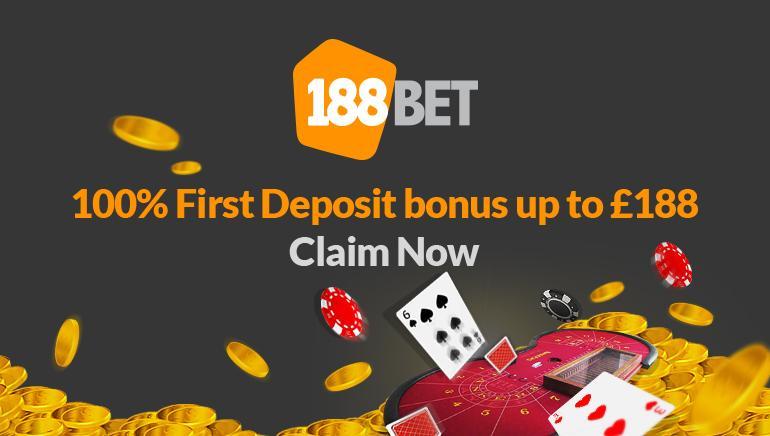 OCR Readers Get an Exclusive £188 Bonus at 188BET Casino ...
