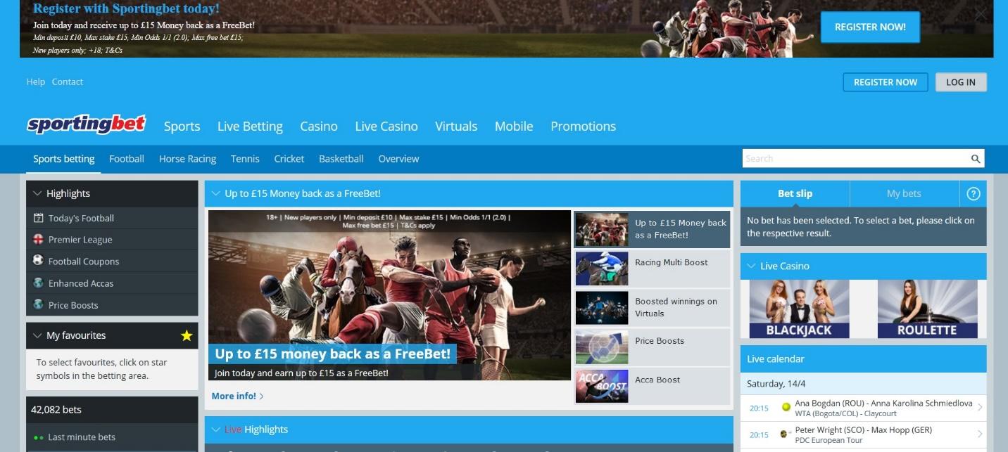 Sportingbet Review | |