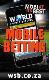 World Sports Betting - SA's Premier Sports Betting Site